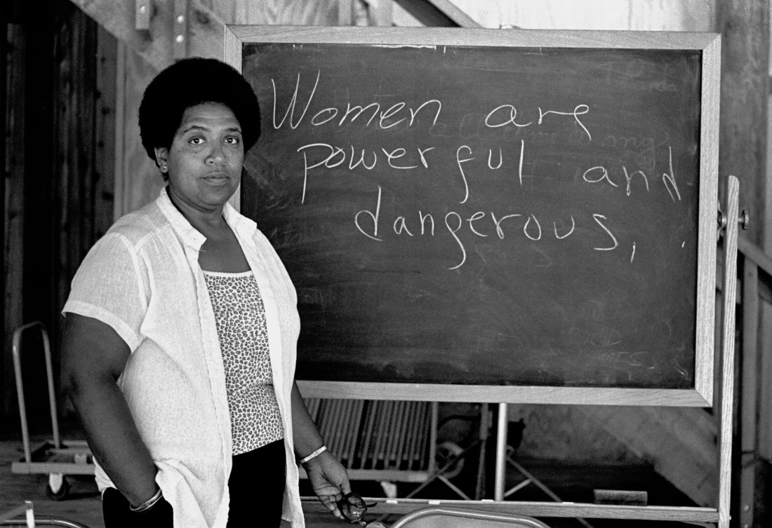 Audrey Lorde